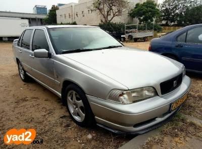 מגה וברק רכב וולוו וולוו S70 (1998) למכירה מודעה 7667638 - ad QN-71