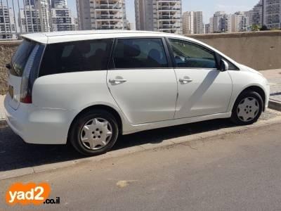 רק החוצה רכב מיצובישי מיצובישי גרנדיס (2011) למכירה מודעה 8105967 - ad GV-72