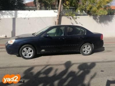 מודרני רכב שברולט שברולט מאליבו (2007) למכירה מודעה 8226289 - ad ZG-03