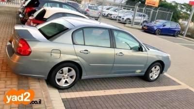 מעולה רכב שברולט שברולט מאליבו (2007) למכירה מודעה 8248835 - ad NS-14