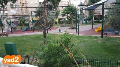 בלתי רגיל דירה להשכרה 4 חדרים ברמת גן שקדיה 11 - ad JJ-72