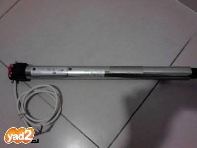 מיוחדים מנוע חשמלי לתריס גלילה-תוצרת סימו מוצרי-חשמל אחר יד שניה - ad SV-75