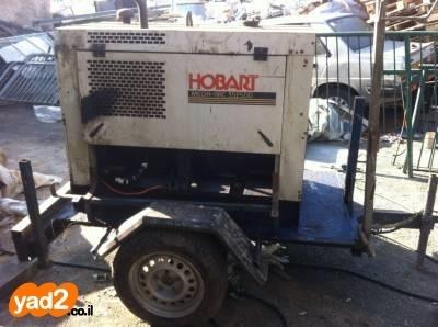 מבריק למכירה גנרטור ריתך/חשמל של חברת כלי עבודה גנרטורים יד שניה - ad HB-37