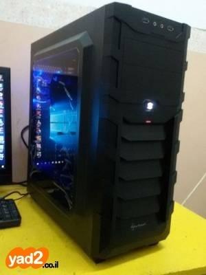 מודיעין מחשב גיימרים i7 עם GTX מחשבים וציוד נלווה שולחני Intel Core יד UJ-34