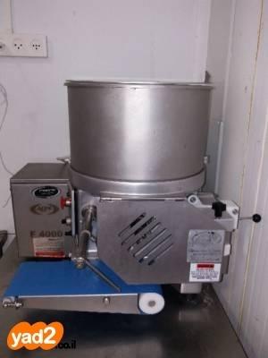 מדהים מכונה לייצור המבורגרים שנקנתה אצל ציוד לעסקים מכונת מזון יד שניה - ad SK-33