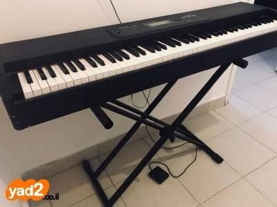 משהו רציני פסנתר חשמלי מדגם LP-8850 כלי נגינה יד שניה - ad ZW-43