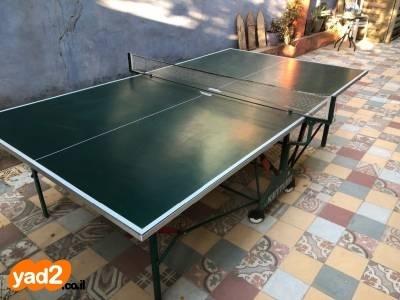 מדהים שולחן פינג פונג חוץ מקצועי ספורט שולחנות משחק טניס יד שניה - ad JX-13