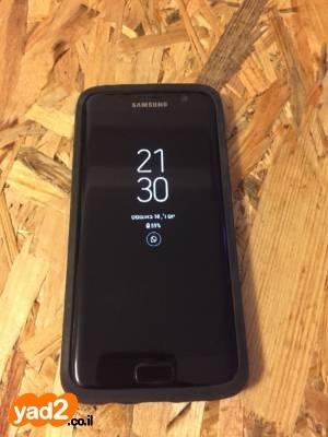 מתקדם סמסונג 7 אדג׳ , עם סלולרי מכשיר Samsung Galaxy S7 Edge יד שניה - ad BL-38