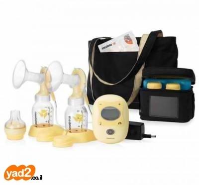 מודרניסטית משאבת מדלה פריסטייל חדישה באריזה לתינוק ולילד אביזרים ללידה ולהנקה HW-79