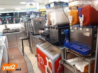 אולטרה מידי למכירה תכולת גלידריה כולל מכונות ציוד לעסקים למסעדות/בתי קפה יד LT-47