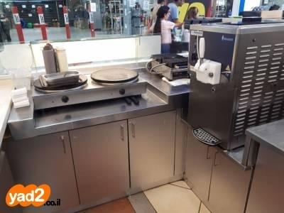 מודרני למכירה תכולת גלידריה כולל מכונות ציוד לעסקים למסעדות/בתי קפה יד AC-45