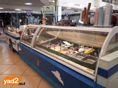 הוראות חדשות למכירה תכולת גלידריה כולל מכונות ציוד לעסקים למסעדות/בתי קפה יד OU-78