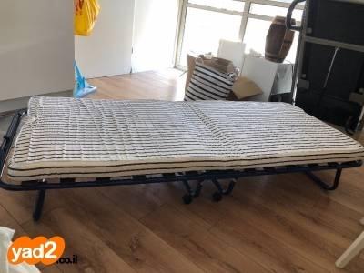 מצטיין מיטת אירוח יחיד מתקפלת מיטה איכותית ריהוט מיטות יד שניה - ad AZ-63