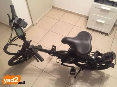 מפוארת אופני kalofun luxury 36V במצב מעולה! אופניים חשמליים יד שניה - ad LM-25