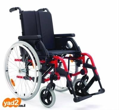 מצטיין כסא גלגלים -Rubix מתוכנן עם ציוד סיעודי/ רפואי יד שניה - ad AU-81