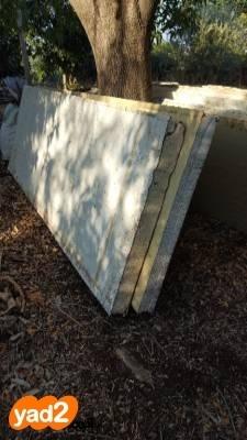 מותג חדש פנל מבודד למחסן כפול 16 לגינה מחסן מתכת יד שניה - ad WA-43